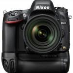 Nikon D600 mit MBD14